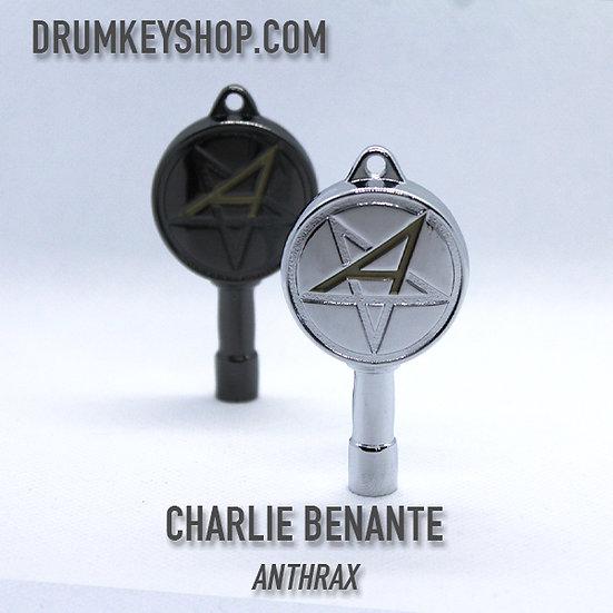Charlie Benante Signature Drum Key