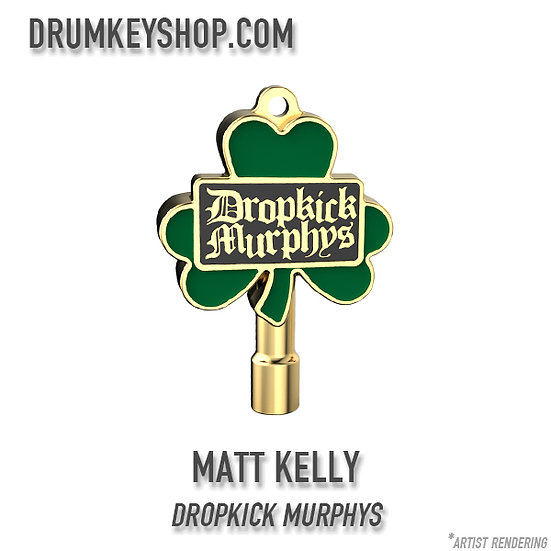 Pre-Order!! Matt Kelly Signature Drum Key