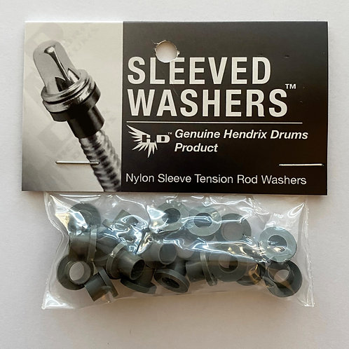 Gray Sleeved Washers