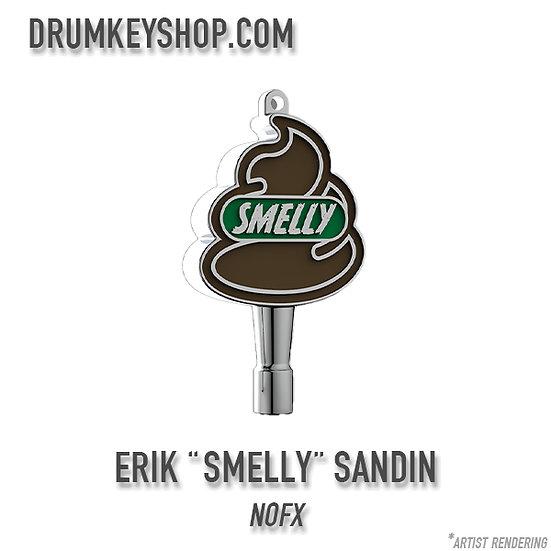 "Pre-Order!! Erik ""Smelly"" Sandin Signature Drum Key"
