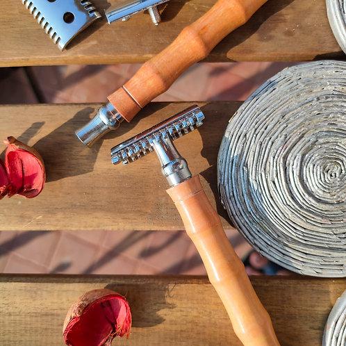 Stainless Steel Double Edge Safety Razor