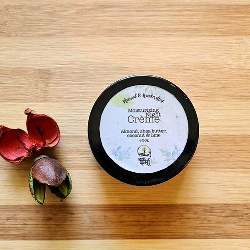 Natural Night Crème (50gms)
