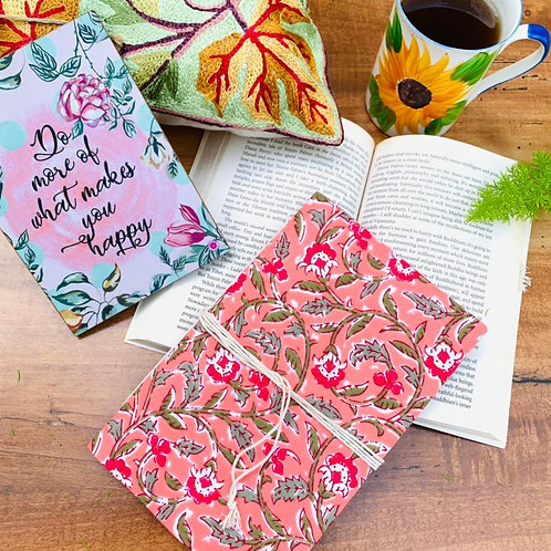 Fabric Cover Journal