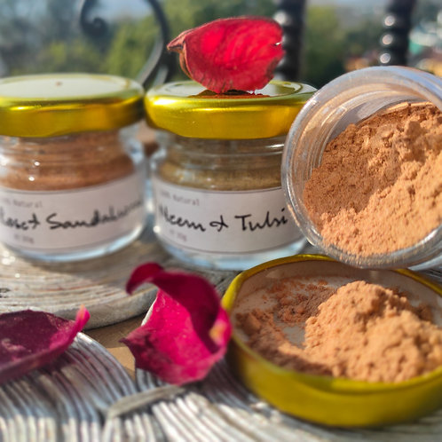 Natural Face Pack (20g)
