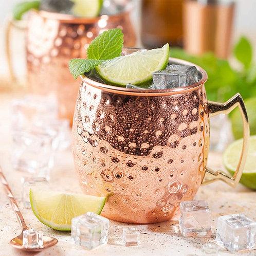 Copper Mugs (Set of 2)