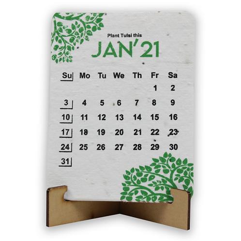 Plantable Calendar (April'21 - March'22)