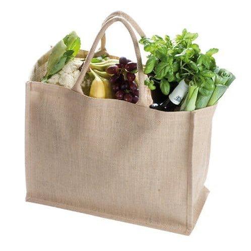 Jute Vegetable Compartment Bag