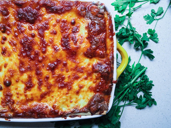 The Best Lasagne Ever