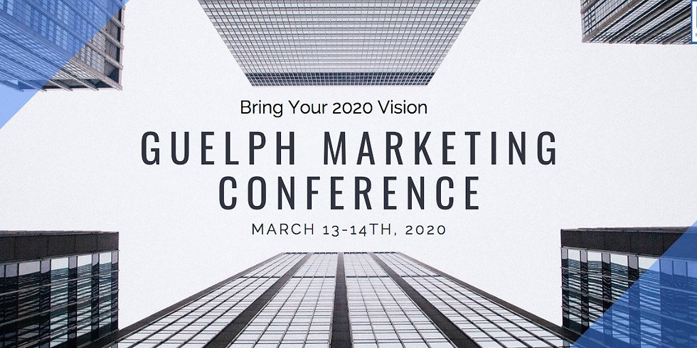 GUELPH MARKETING CONFERENCE