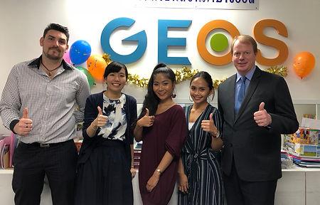 英語、タイ語教室|GEOS THAILAND