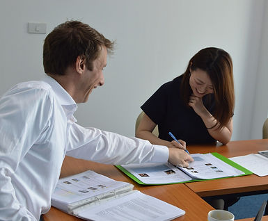 ENGLISH PRIVATE COURSE|GEOS THAILAND