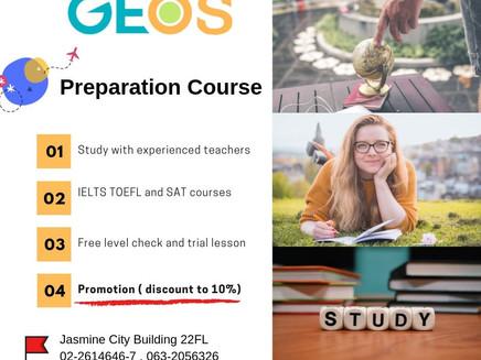 Preparation Courses (TOEFL IELTS and SAT)