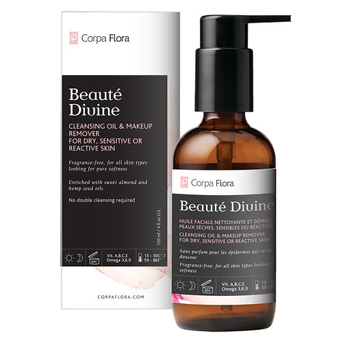 Beauté Divine - Sensitive Skin 4oz