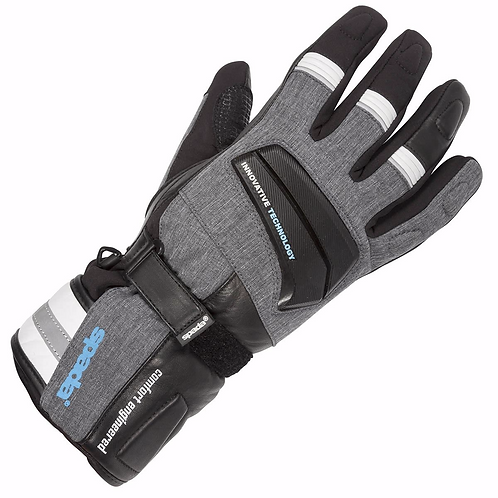 Spada Latour WP Gloves Black/Grey