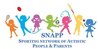 SNAPP Sporting Network f Atistic People & Parents Logo