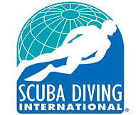 Scba Diving International Logo