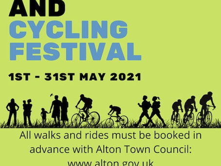 Alton Walking Festival