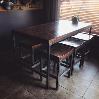 Counterheight Table