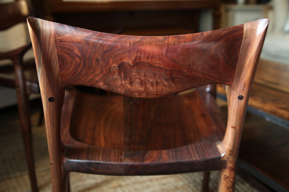 Figured Chair