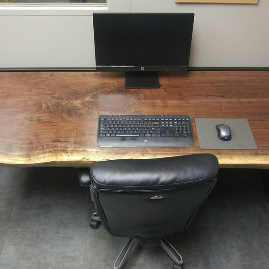 Floating Desk