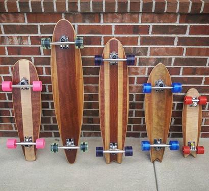 Custom Skate Boards