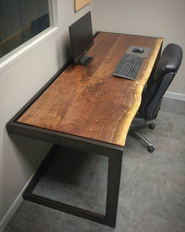 Custom Office Desk