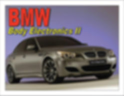 bmw body electronics