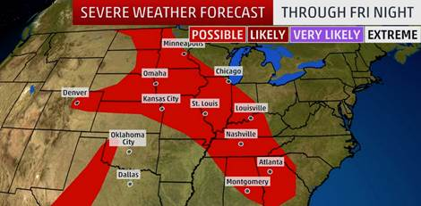 Crop Progress, Yield Outlooks and 30 Day Weather Forecast