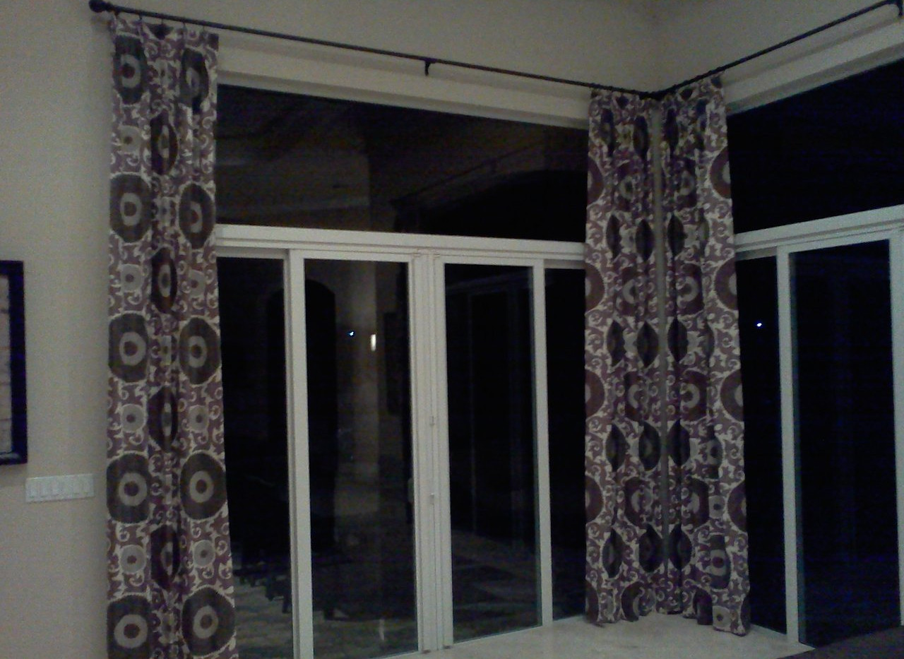 Custom Pole Panels