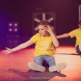 Kids 1 van SHOXX Dance Club. 1e en 2e leerjaar