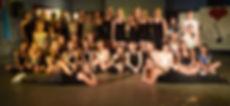 Dansseizoen 2015-2016 SHOXX Dance Club