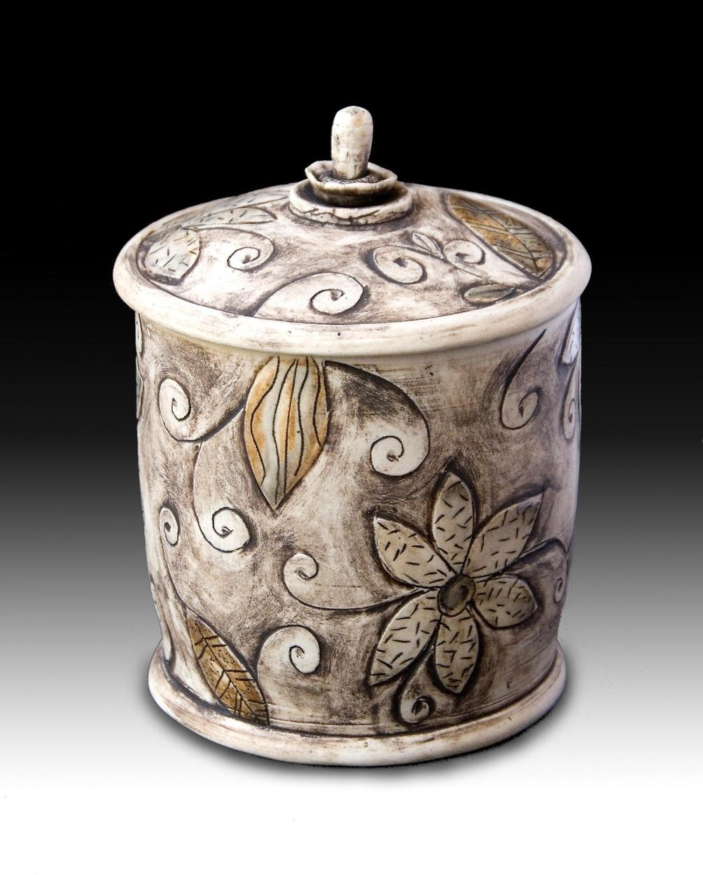 Porcelain vessel