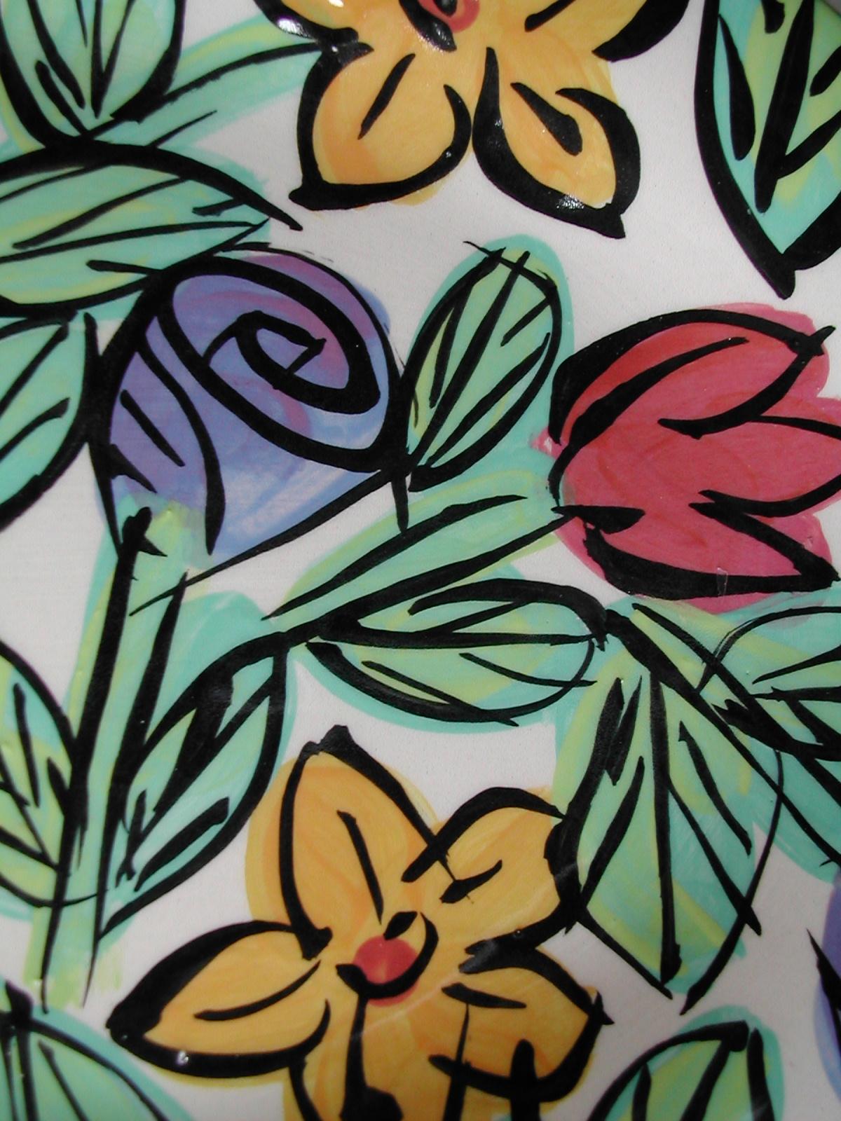 Flowers detail