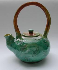 teapot green