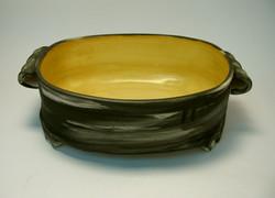 Porcelain cassorole