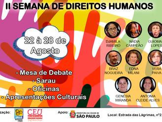 II Semana de Direitos Humanos