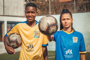 Novo projeto de Esporte, irá trabalhar o futebol de campo com meninos e meninas da comunidade