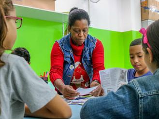 Educadora e referência para jovens de Heliópolis, conheça a Tia Marilene