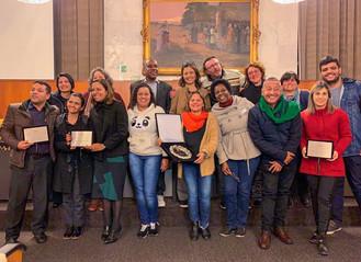 A UNAS é a vencedora do Prêmio Betinho 2019