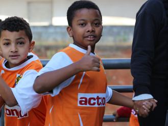 2ª Copa ECA celebra com muita diversão os 28 anos do Estatuto da Criança e do Adolescente