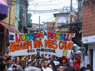10 mil pessoas saem às ruas de Heliópolis na 20ª Caminhada pela Paz