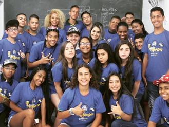 UNAS e AMBEV promovem ação de conscientização com jovens de Heliópolis sobre o consumo de álcool