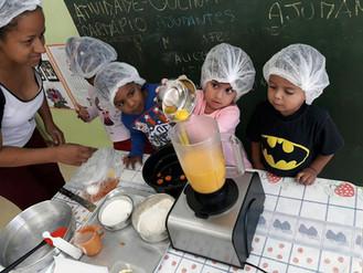 Práticas e Saberes na Educação Infantil