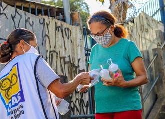Quase 5 mil pessoas contaminadas pelo Coronavírus no Sacomã