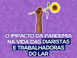 52% das diaristas de Heliópolis perderam sua renda na pandemia
