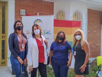 Há 5 anos, Centro de Cidadania LGBTI da Zona Sul promove ações de diversidade