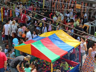 Festa das Crianças em Heliópolis e Região foi um sucesso, a diversão e distribuição de 8.500 brinque