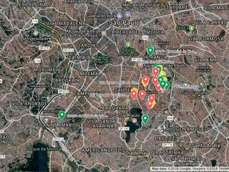 ONDE ATUAMOS | Acesse agora nosso Mapa Online