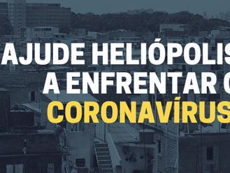 Ajude Heliópolis a enfrentar o Coronavírus!