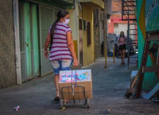 Os impactos da pandemia na mesa das famílias de Heliópolis